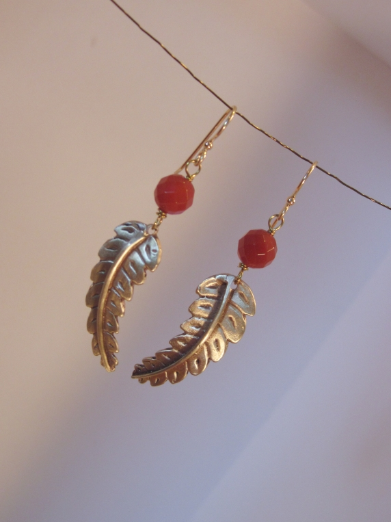 leaf_carnelian_cast_earrings.jpg